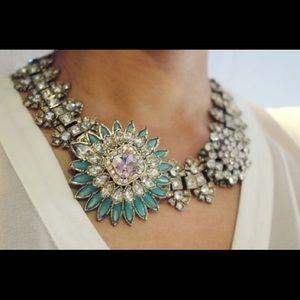 Popular Floral Zara Statement Necklace